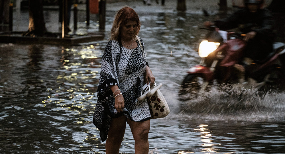 Criança é a quarta vítima fatal das chuvas no Rio de Janeiro