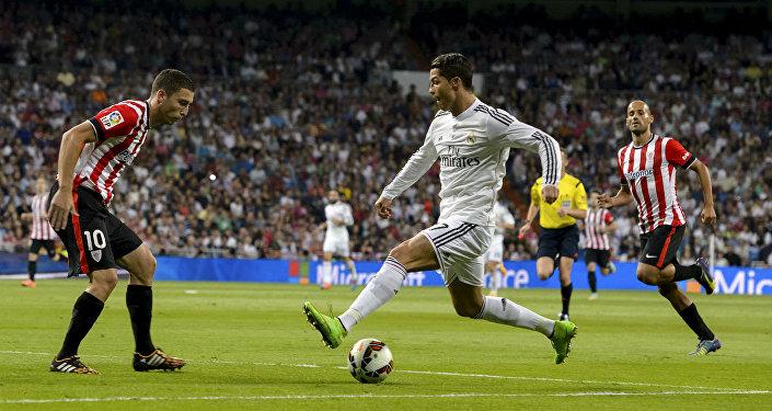 Real Madrid e Atlético Madrid, final da Liga dos Campeões 2013–2014.