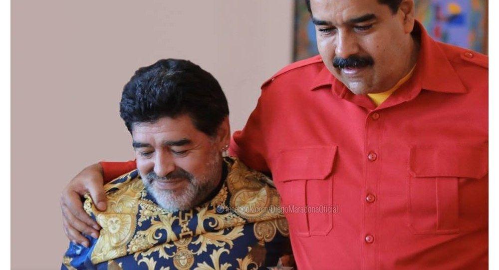 Maradona impedido de entrar nos EUA por ter insultado Donald Trump