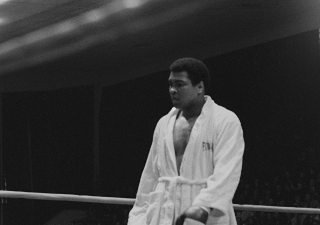 Muhhamad Ali em Moscou, 15.07.1976