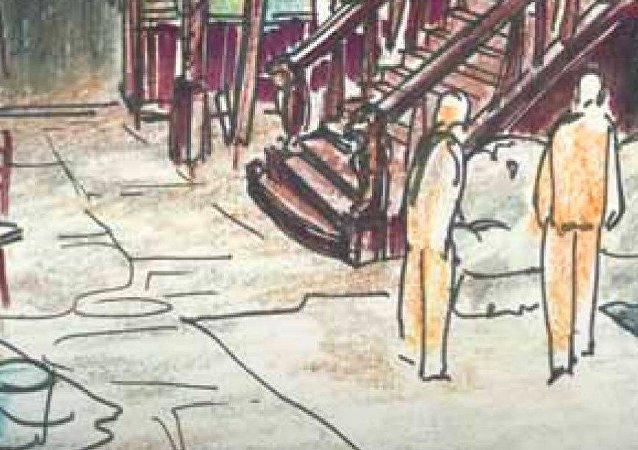 Exposição Esboço de Cinema - A Arte do Storyboard no MAM RJ