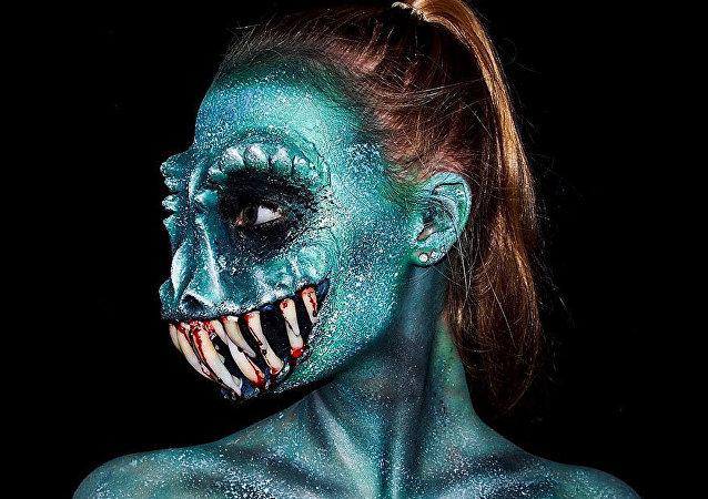 Os rostos de Lara Wirth