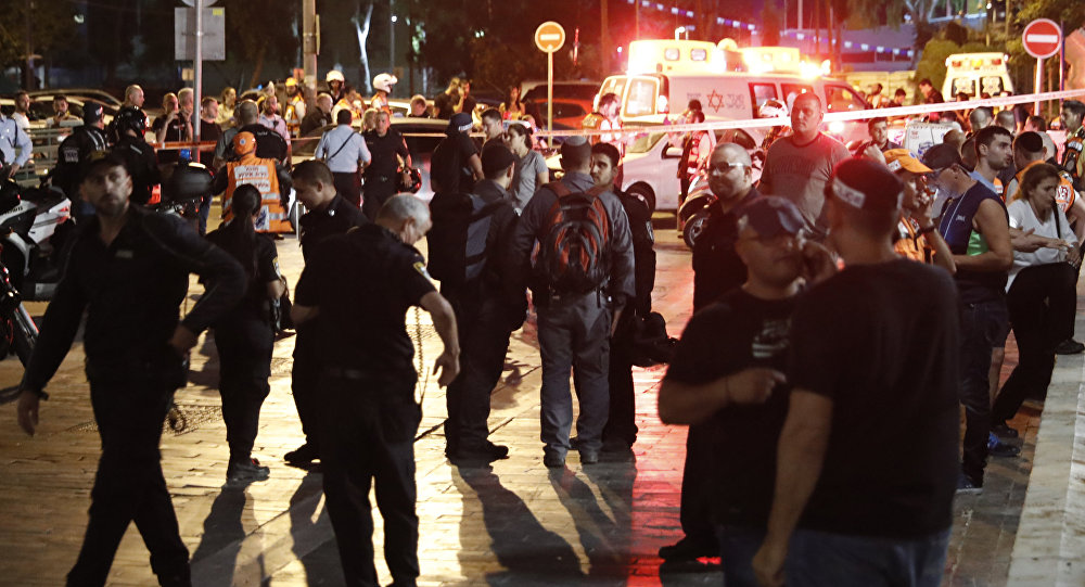 Autoridades israelenses estão tratando o caso como ataque terrorista
