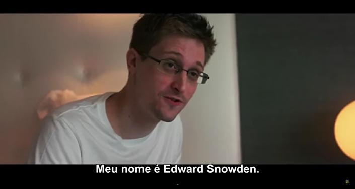 Documentário sobre Eduard Snowden