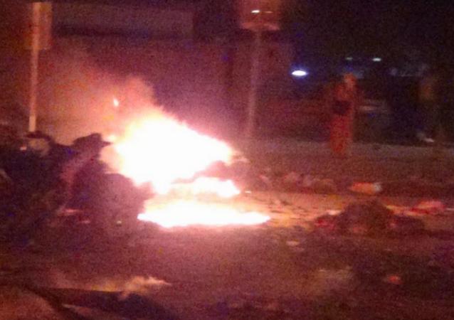 Homens-bomba matam 56 curdos festejando o Noruz