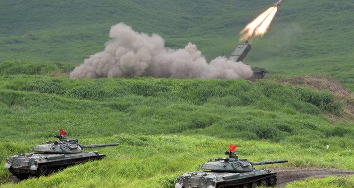 exercícios militares das Forças de Autodefesa do Japão