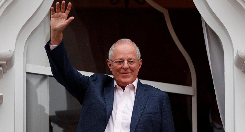 Pedro Pablo Kuczynski, presidente do Peru, decidiu renunciar após escândalo envolvendo possível compra de votos no Congresso