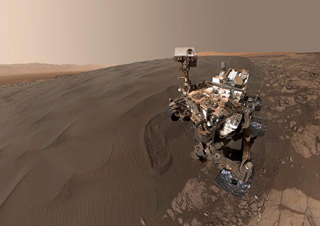 Rover da NASA (imagem referencial)