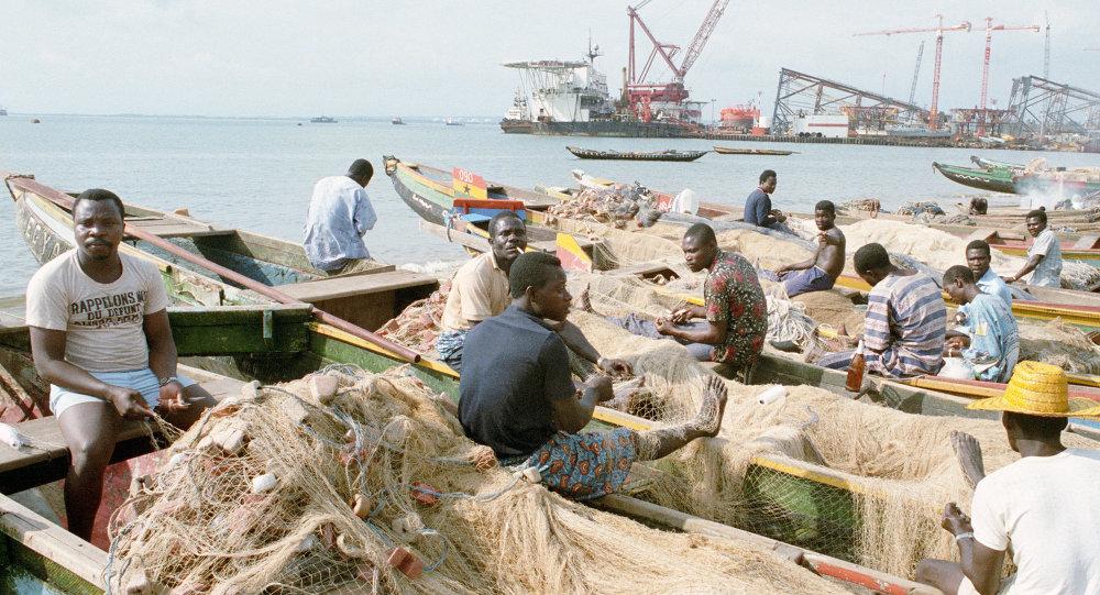 Porto no Congo