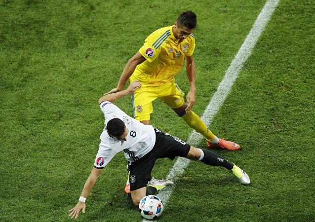 Alemanha x Ucrânia pela Euro 2016