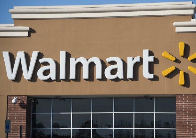 Incidente ocorreu em um estabelecimento da rede Walmart
