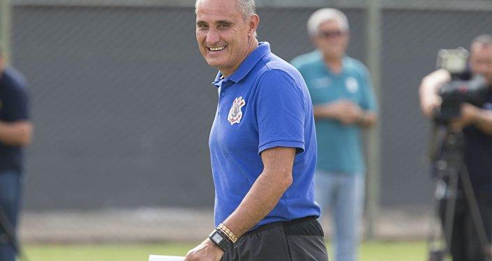 Tite, novo técnico da Seleção Brasileira de Futebol
