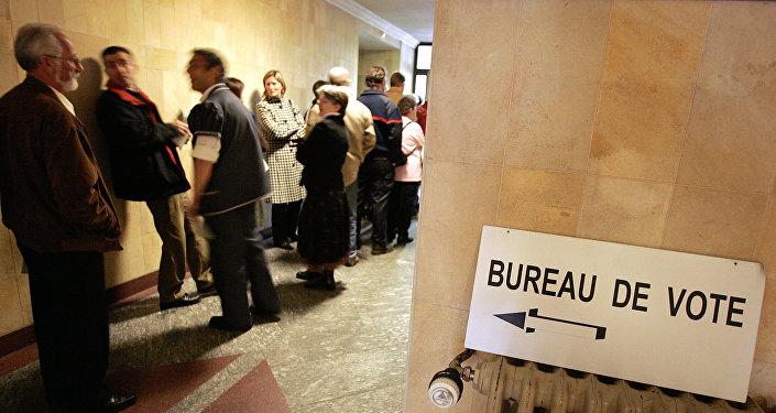 Votação na Suíça