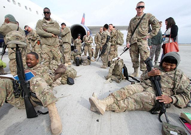 Base da Força Aérea dos Estados Unidos  Manas