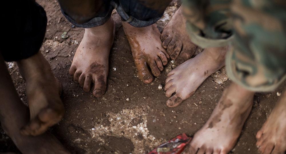 Daesh executa crianças-soldados no Iraque