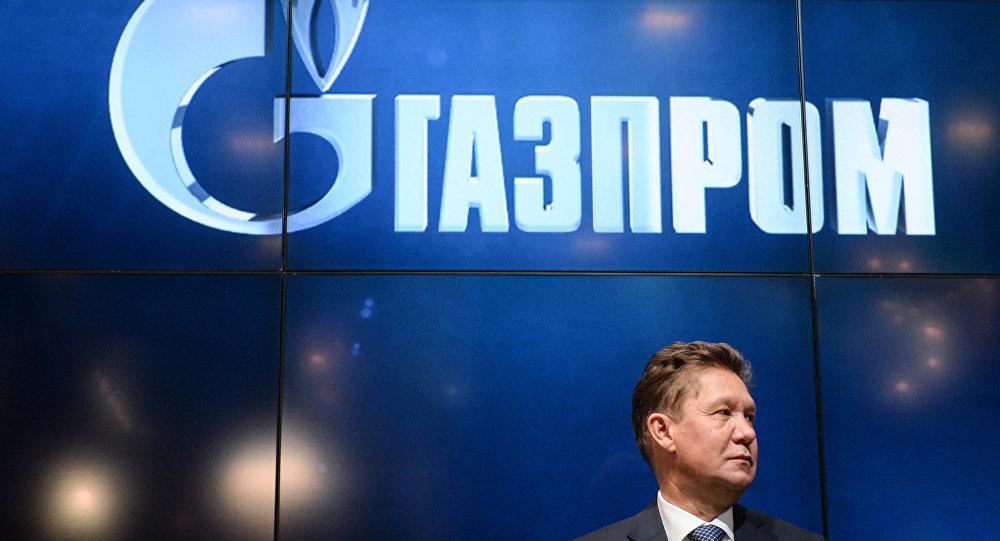 Aleksei Miller, Gazprom
