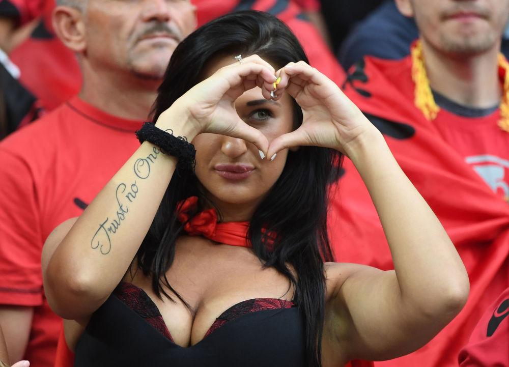 Destaques da torcida na Euro-2016
