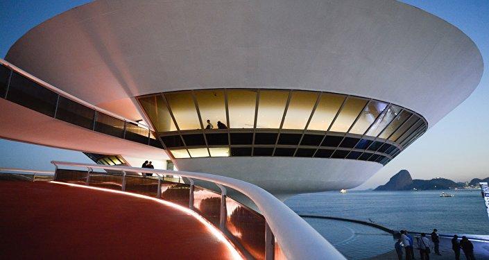 Reabertura do Museu de Arte Contemporânea de Niterói