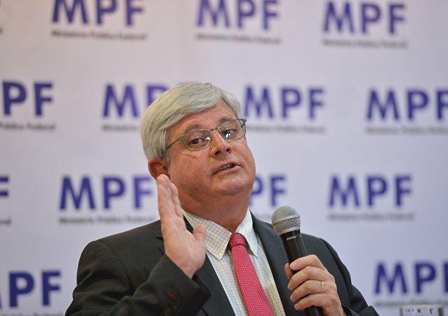 Procurador-Geral da República Rodrigo Janot