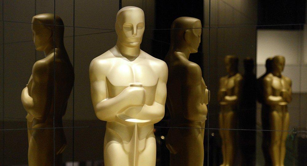 Estátua do Oscar.