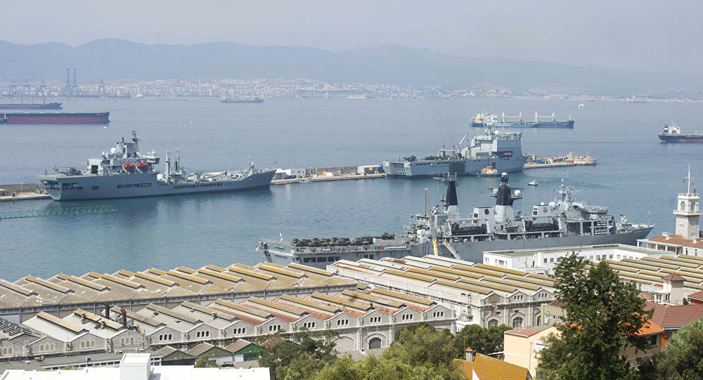 Porto de Gibraltar
