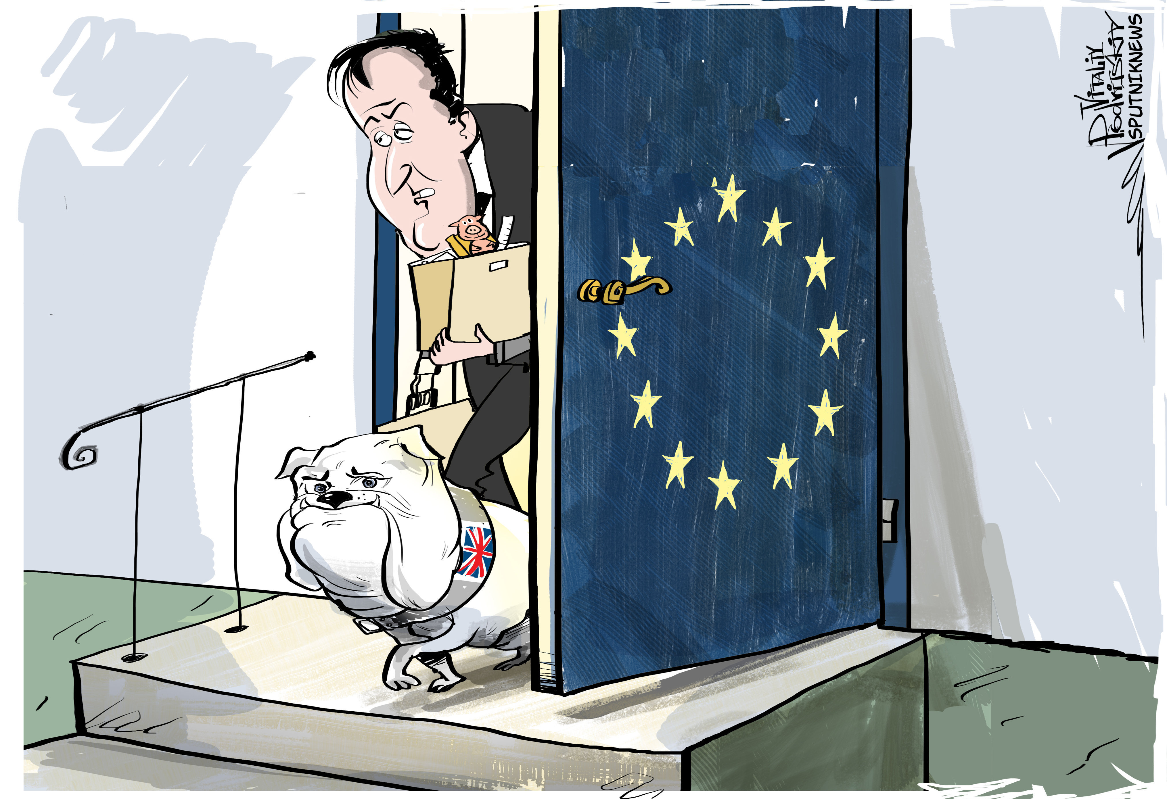 Cameronexit acompanha Brexit