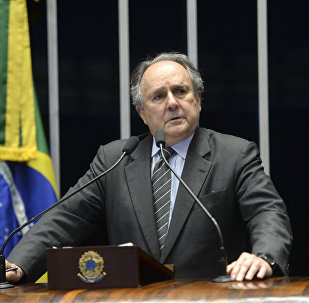 Senador Cristovam Buarque - PPS/DF