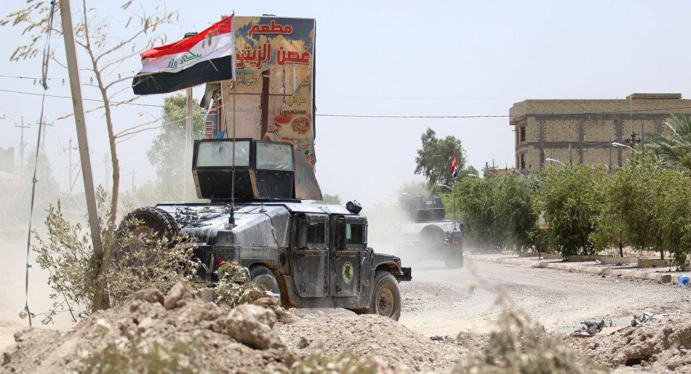 Forças iraquianas afirmam controlar estradas e infraestruturas da região de Kirkuk
