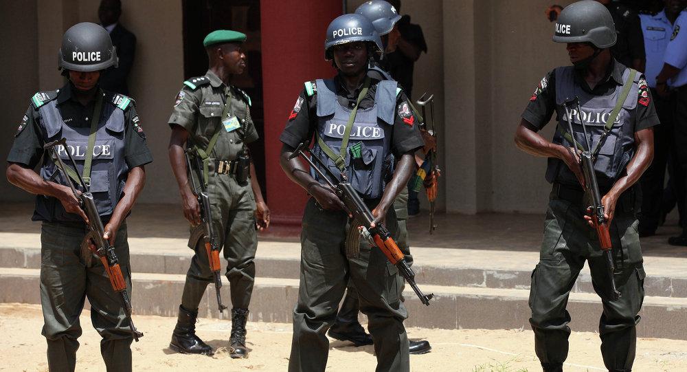 Polícia da Nigéria (foto de arquivo)