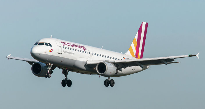 Germanwings, Airbus A320, fevereiro de 2014