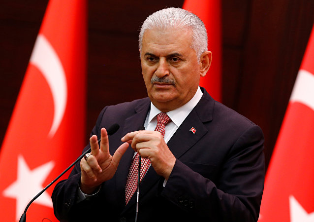 Binali Yildirim, primeiro-ministro da Turquia