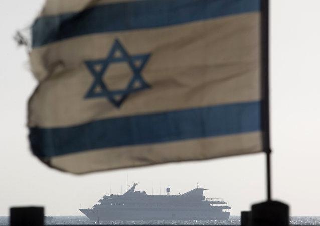 Mavi Marmara, navio que liderava a flotilha com destino a Gaza que foi atacada por Israel em 2010. Arquivo.