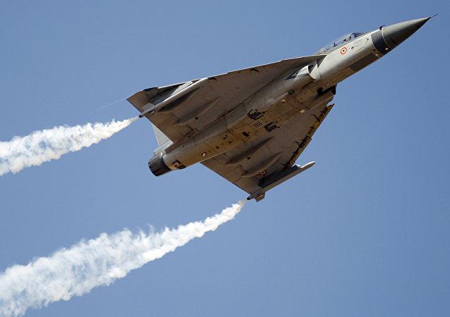 Tejas da Força Aérea da Índia (imagem referencial)