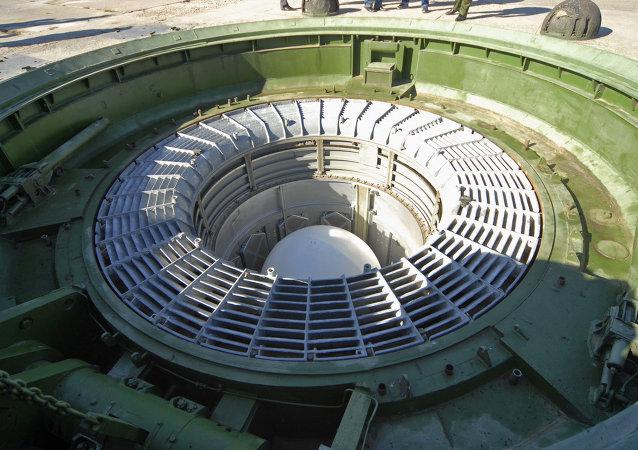 Sistema de míssil balístico intercontinental Sarmat