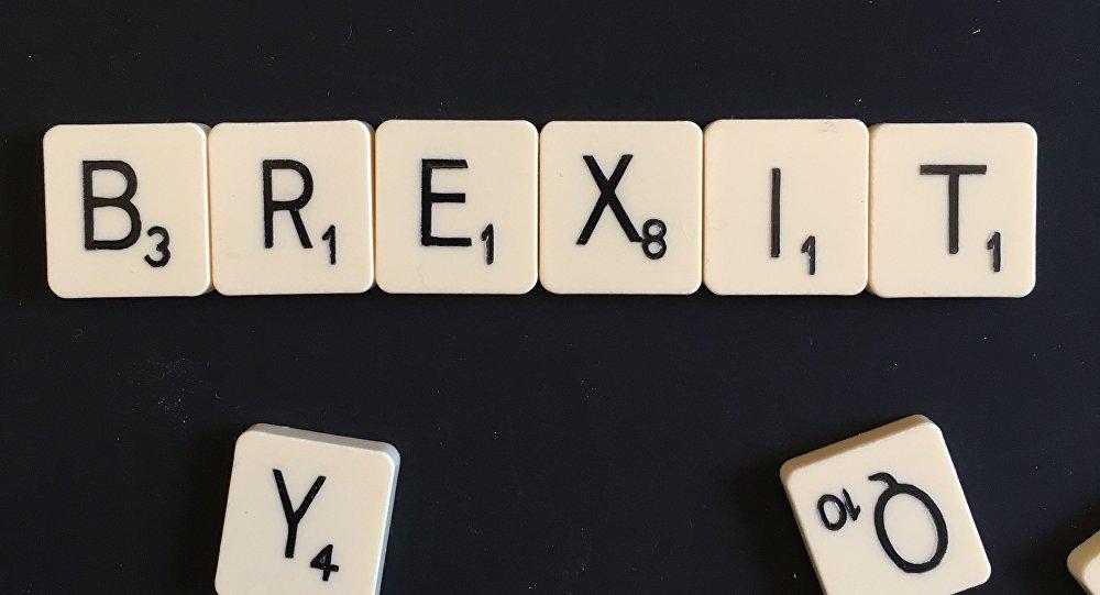 Brexit em letros