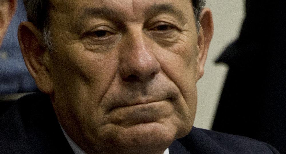 Rodolfo Nin Novoa, chanceler do Uruguai