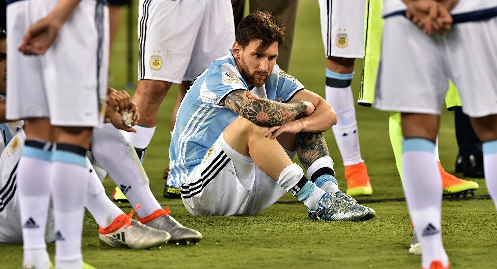 Resultado de imagem para seleção argentina de lionel messi