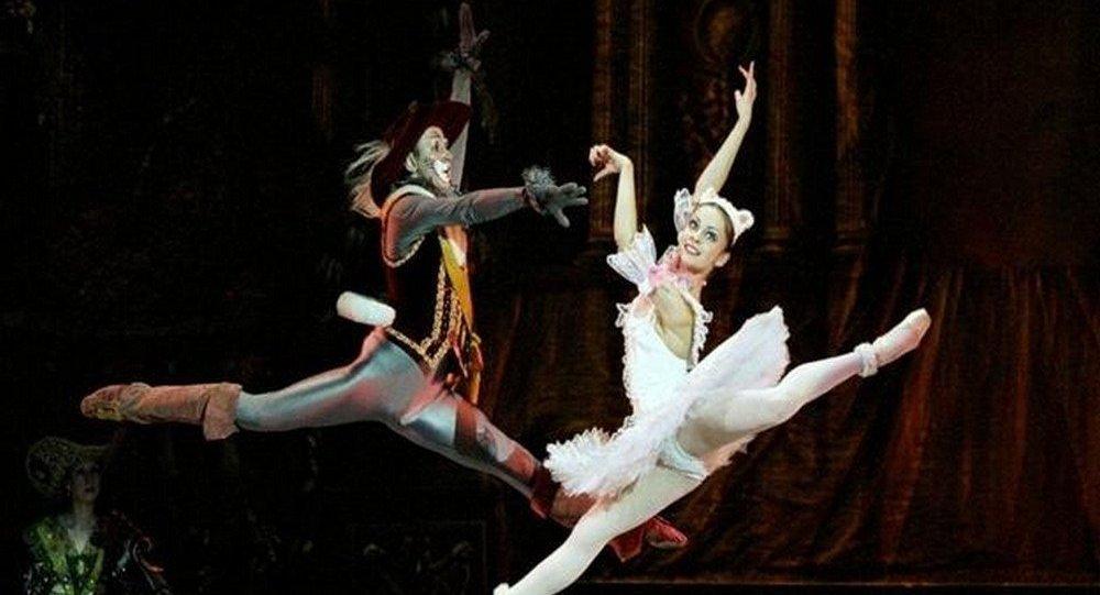Ballet da Rússia no Brasil
