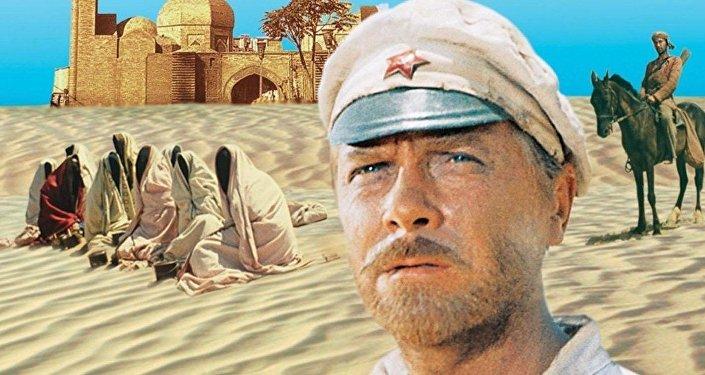 O filme 'O Sol branco do deserto' está na mostra'O Faroeste Vermelho', na Caixa Cultural no Rio.