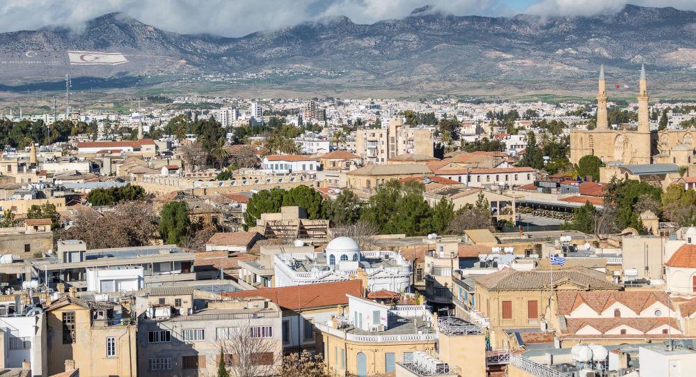 Nicósia, capital de Chipre