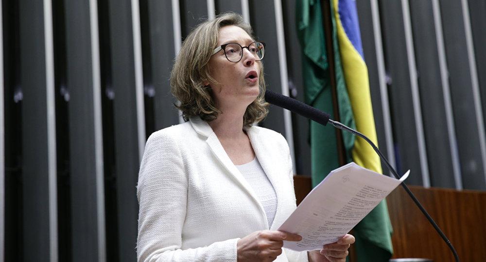Deputada Maria do Rosário - PT/RS