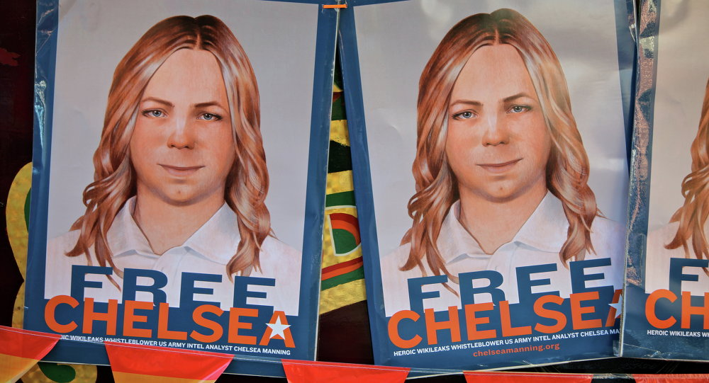 Delator Chelsea Manning