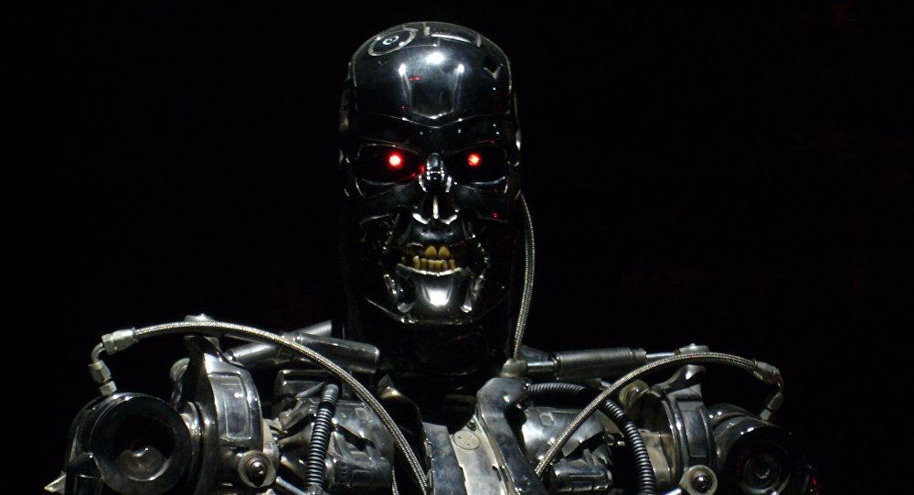 Cena do filme 'O Exterminador do Futuro', de James Cameron