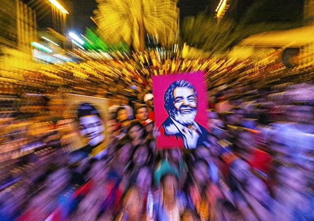 Ato da Frente Brasil Popular em Petrolina/PE