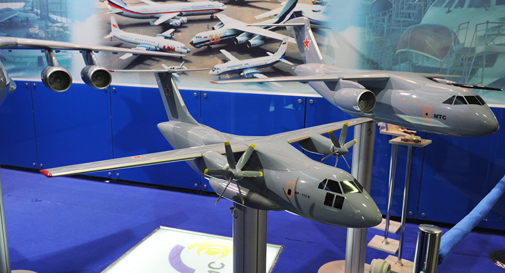 Miniatura do Il-112