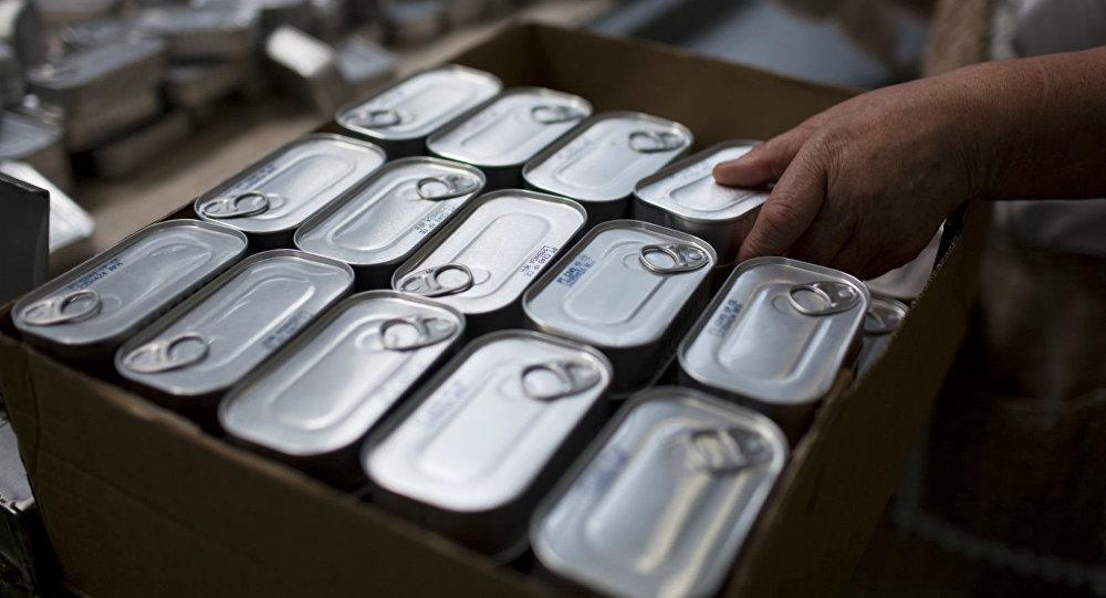Indústria de sardinhas de Portugal.