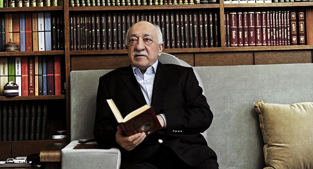Clérigo turco muçulmano Fethullah Gulen