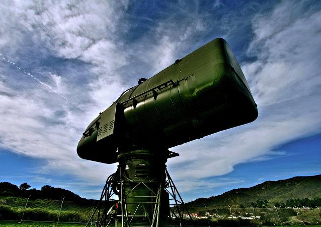 Radar norte-americano LOPAR