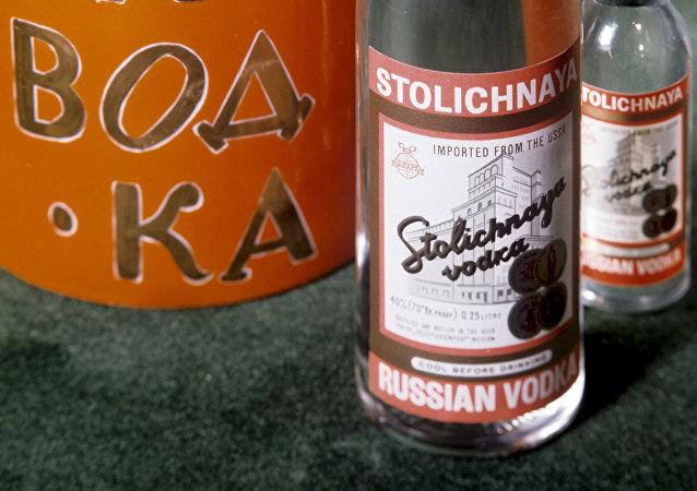 Vodca Stolichnaya