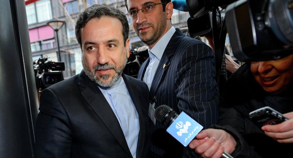 Abbas Araqchi, vice-ministro das Relações Exteriores do Irã